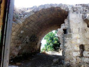 Kremasti Castle Rhodes