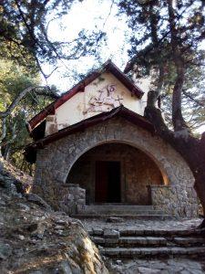 The Villa de Vecchi Chapel